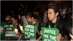 Đêm tưởng niệm 32 nhà báo bị sát hại